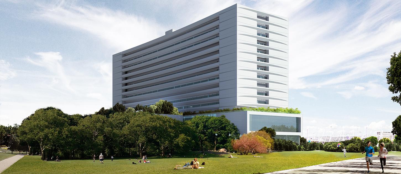 Binini Partners, PROGETTAZIONE NUOVO IRCCS GALEAZZI IN AREA MIND MILANO, Speed Hospital