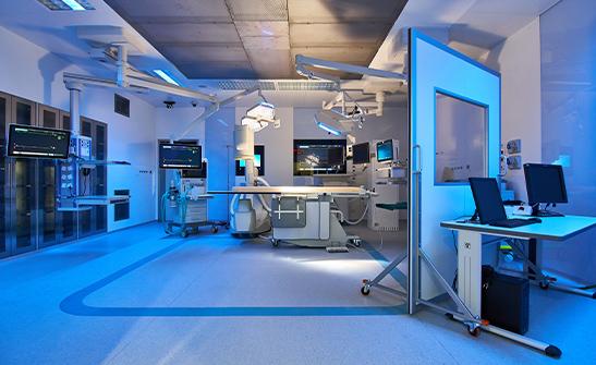 Realizzazione e completamento nuovo DEAS_Dipartimento Emergenza e Alta Specialità dell'Azienda Ospedaliero Universitaria di Careggi, Firenze