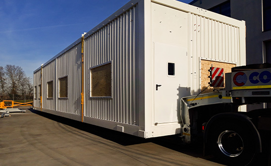D-Energy Container